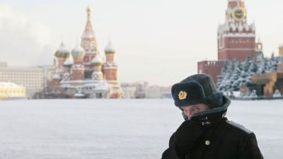 "Moskau kämpft gegen ""Schnee-Apokalypse"""