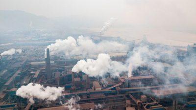 Experte warnt: China wird das Pariser Klimaabkommen ausnutzen, um die USA zu schwächen