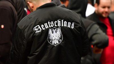 Razzia gegen kriminelles Neonazinetzwerk mit Schwerpunkt in Thüringen