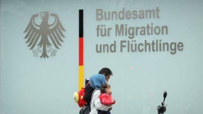 """Wieder mehr Asylanträge in Deutschland – CDU beklagt """"Einladung zum Asylbetrug"""""""