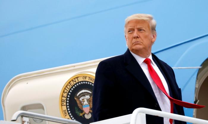 """Trump kritisiert Bidens Politik: """"Wir hatten China genau da, wo wir sie haben wollten"""""""