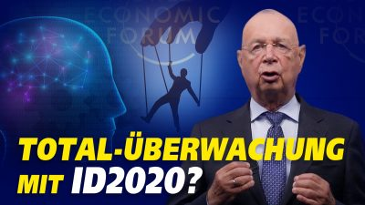 """Weltwirtschaftsforum: Der """"digitale Mensch"""", das """"Sozialkredit System"""" und die """"schöne neue Welt"""""""