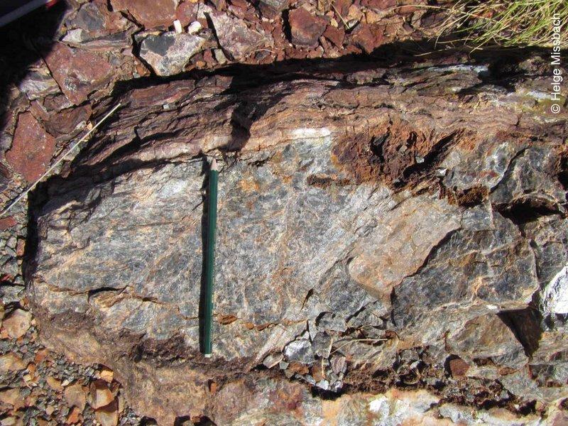Forscher weisen organische Materie in dreieinhalb Milliarden Jahre altem Gestein nach