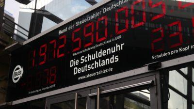 """SPD wirft Union """"Rollenspiel"""" bei Schuldenbremsen-Debatte vor"""