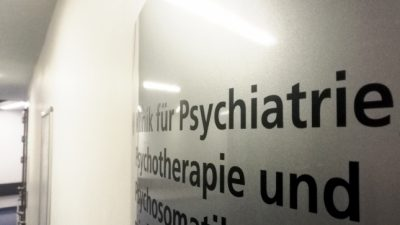 Mann nach Messerangriff in Erfurt in psychiatrisches Krankenhaus eingewiesen