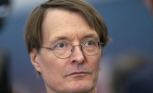 Lauterbach erhält Liebesbriefe von Frauen und würde gern Bundesgesundheitsminister werden