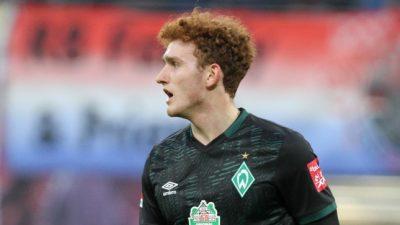 1. Bundesliga: Bremen dreht Rückstand gegen Frankfurt