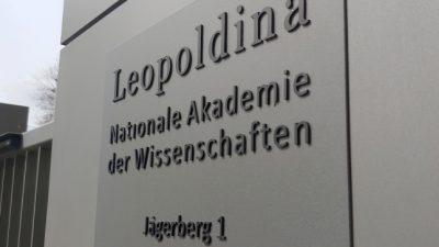 Leopoldina-Präsident kritisiert Stand der Digitalisierung