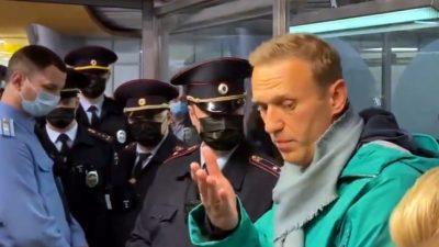 "Russisches Parlament beschließt vor Wahl ""Gesetz gegen Nawalny-Anhänger"""