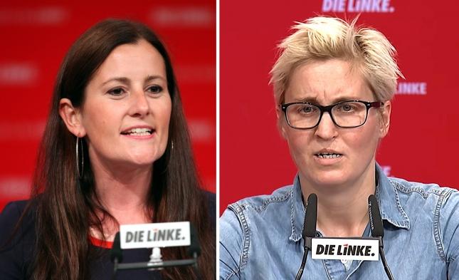 Linke: Wer sind Janine Wissler und Susanne Hennig-Wellsow?