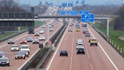 Mordkommission ermittelt nach Schüssen von Autobahnbrücke in NRW