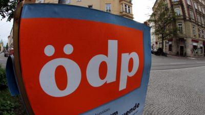 Grüne und ÖDP fordern: Wahlrecht für kleine Parteien soll wegen Pandemie geändert werden