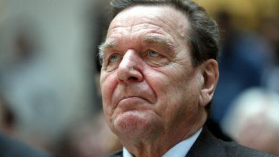 "Röttgen kritisiert Altkanzler Schröder – SPD ""muss sich klar distanzieren"""