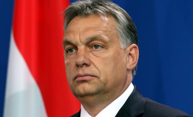 Orban nach Protesten zu Referendum über chinesischen Campus bereit