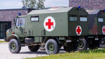 """Stabsarzt warnt: Pandemie mögliches """"Mittel hybrider Kriegsführung zur Schwächung des Gegners"""""""