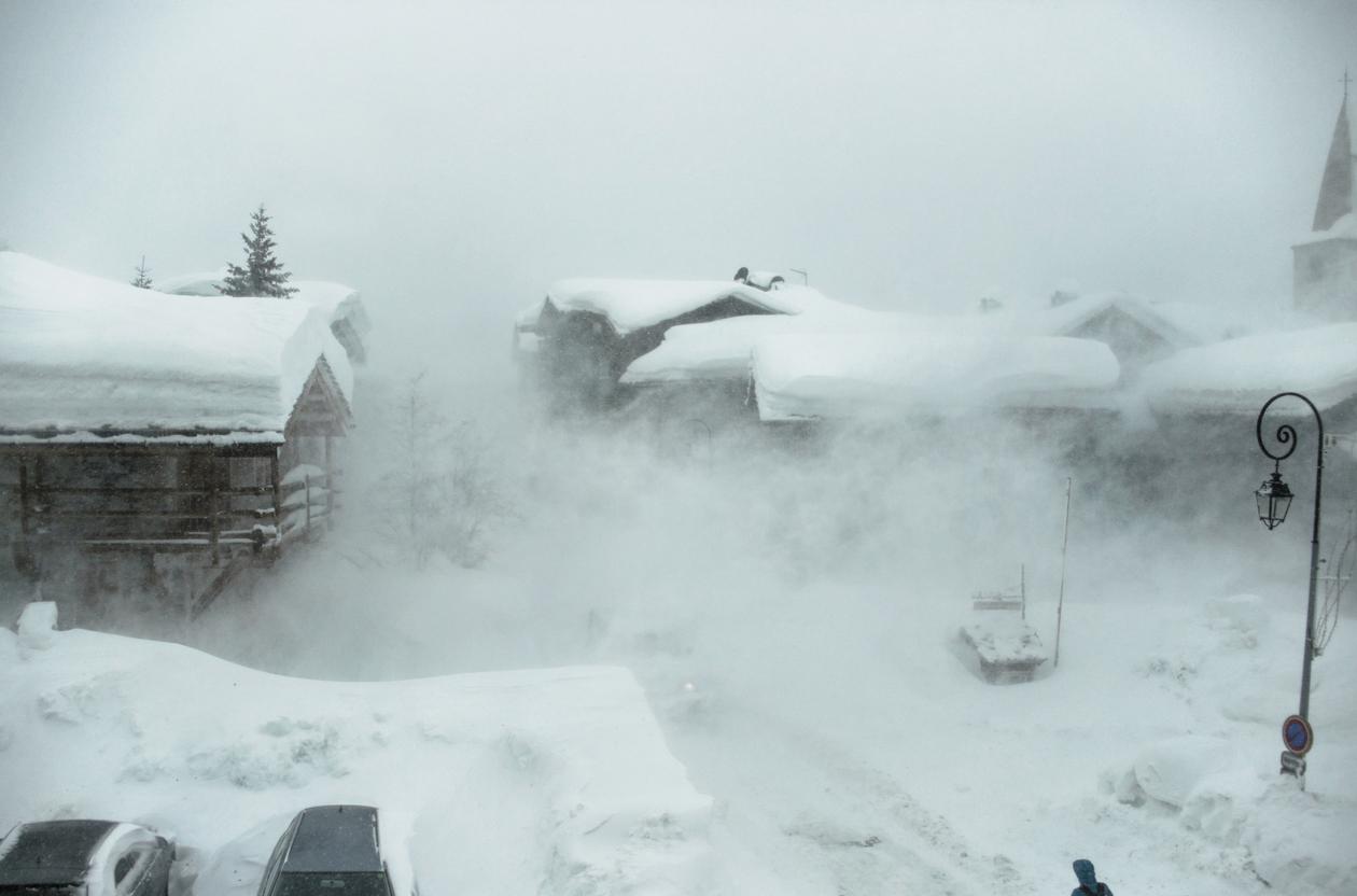 """Unwetterwarnung: Gute Vorbereitung bei Schneestürmen und """"Sibirischer Kälte"""""""