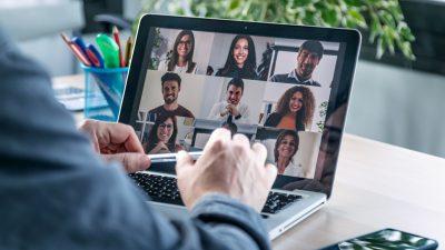 Zoom, Skype, Teamviewer, WebEx, Google Meet und andere bei Datenschutzprüfung durchgefallen