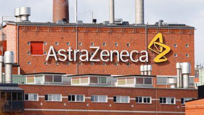 Astrazeneca räumt erneut Produktionsprobleme in der EU ein – Von der Leyen zeigt Verständnis