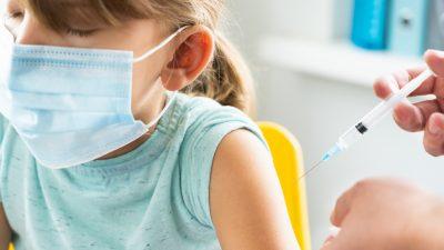 Uni Oxford testet Corona-Impfstoff an Kindern