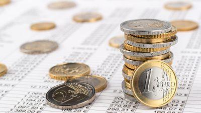 DAX legt am Mittag deutlich zu – Euro schwächer
