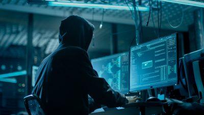 Mehrheit der Bundesbürger hat Angst vor Cyberkriegen