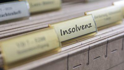 Wegen technischer Umstellung: Tausende Insolvenzen nicht veröffentlicht