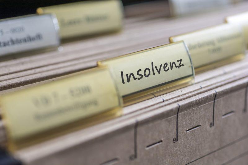 ZEW erwartet viele Insolvenzen bei kleinen Firmen und Einzelunternehmern
