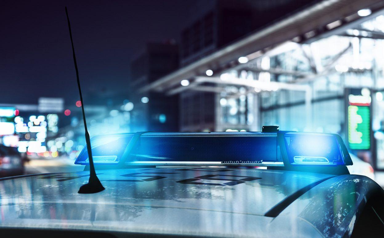 Raubüberfall auf Berliner Bank – Verdächtiger durch Schuss verletzt