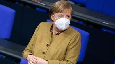 """Immunologe: Merkel soll sich live mit Astrazeneca-Impfstoff impfen lassen – """"Das wäre großartig"""""""