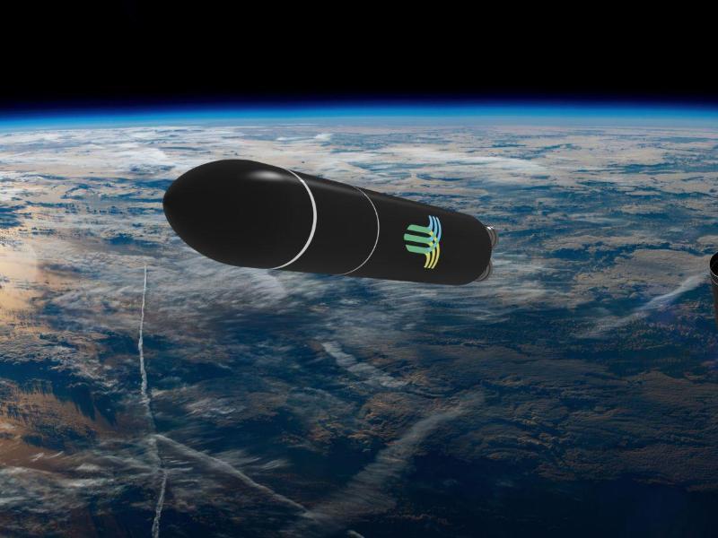 Race to space: Deutscher Wettlauf um kleine Trägerrakete
