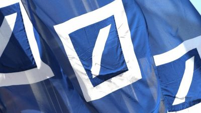 Deutsche Bank schließt bundesweit 100 Filialen