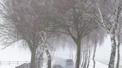 Temperaturgefälle von rund 20 Grad: Wochenende der Wetter-Extreme erwartet