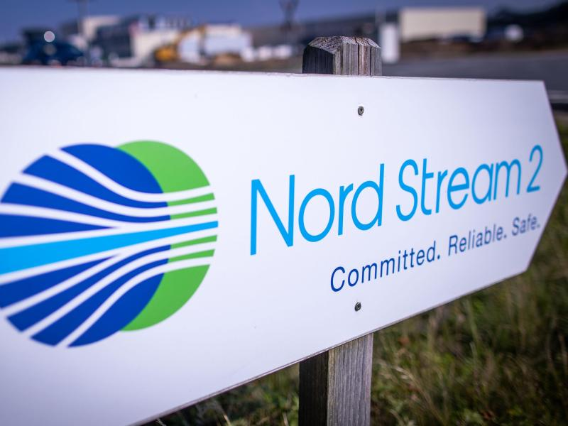 Steinmeier verärgert Ukraine mit Äußerung zu Nord Stream 2