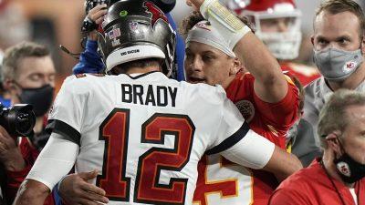 Brady als wertvollster Spieler im Super Bowl ausgezeichnet