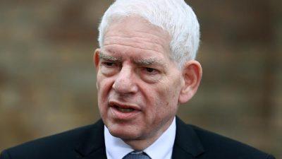 Schuster appelliert für Solidaritätsbekundungen mit Israel