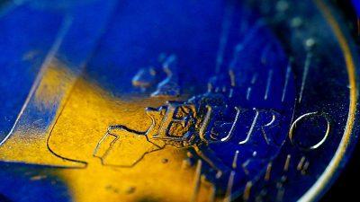 Wirtschaft in Eurozone schrumpft weniger als befürchtet