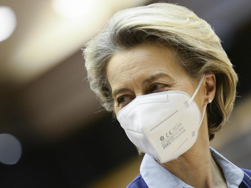 Versagen der EU-Kommission: Rücktrittsforderungen an Von der Leyen – Linke will Untersuchungsausschuss