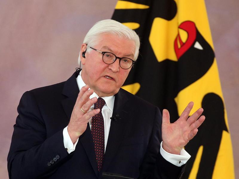 Steinmeier darf das Gesetz zum EU-Corona-Hilfsfonds vorerst nicht unterzeichnen