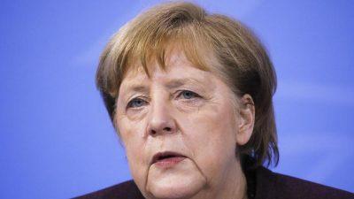 """Merkel spricht sich für behutsame Lockdown-Lockerungen aus: """"Wir müssen umfassend testen im April, Mai, Juni"""""""