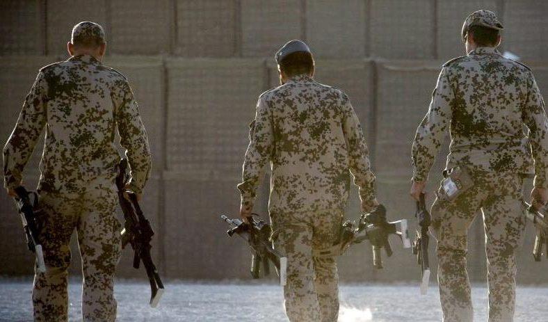 NATO weitet Irak-Mission auf rund 4.000 Soldaten aus