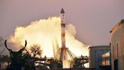 Raumfrachter bringt speziellen Bioreaktor für Sauerstoff und frisches Wasser zur ISS