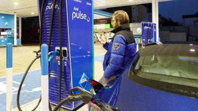 Die Probleme beim E-Auto-Ladenetz