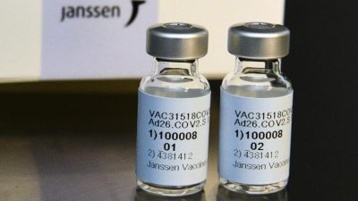 Johnson & Johnson beantragt Zulassung für Corona-Impfstoff in der EU