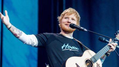 Ed Sheeran kündigt neues Projekt an