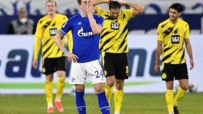 BVB zurück auf Kurs – Schalke kaum zu retten