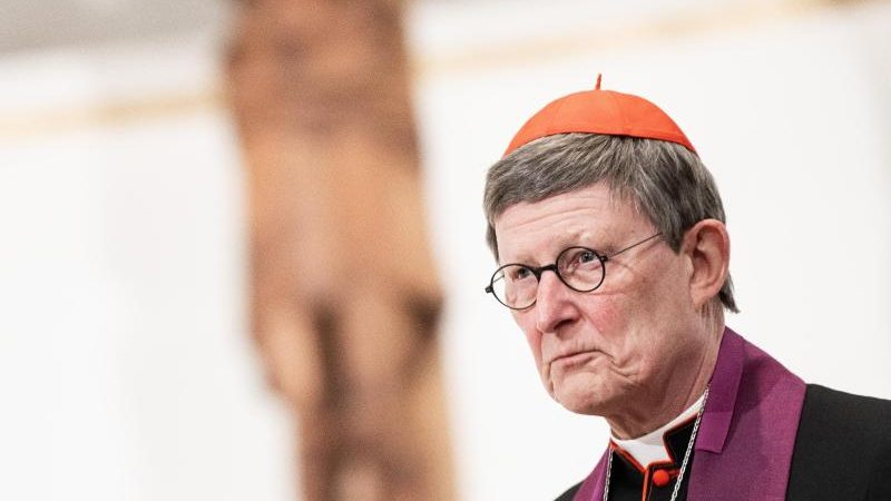 Kardinal Woelki lehnt Rücktritt nach Veröffentlichung von Gutachten ab