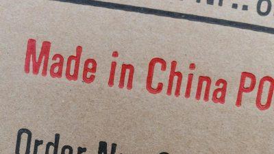 China bleibt Deutschlands wichtigster Partner im Außenhandel