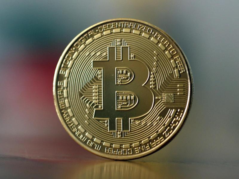 Bitcoin durchbricht Marke von 60.000 Dollar
