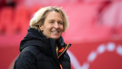 Stresstest Niederlande: Erste Bewährungsprobe für DFB-Frauen