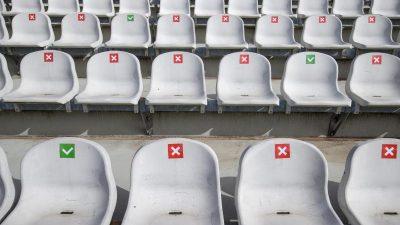Eröffnungsfeier derNordischenSki-WM ohne Sportler